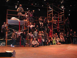 i HENRY IV, The Ensemble, 2003